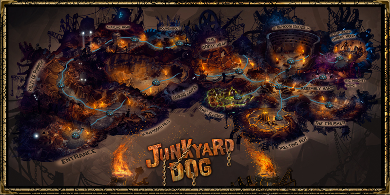 dungeon junkyard dog